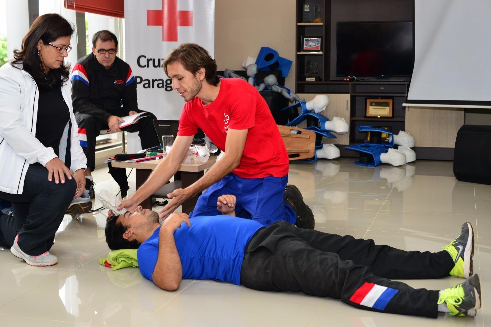 Paraguay se podría quedar sin Cruz Roja
