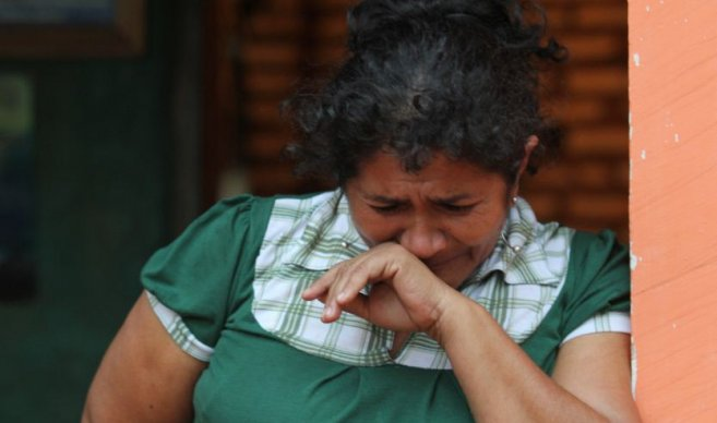 """Obdulia Florenciano: """"Voy a seguir luchando para encontrar a mi hijo"""""""