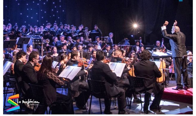 Concierto sinfónico gratuito para celebrar el Día de Europa