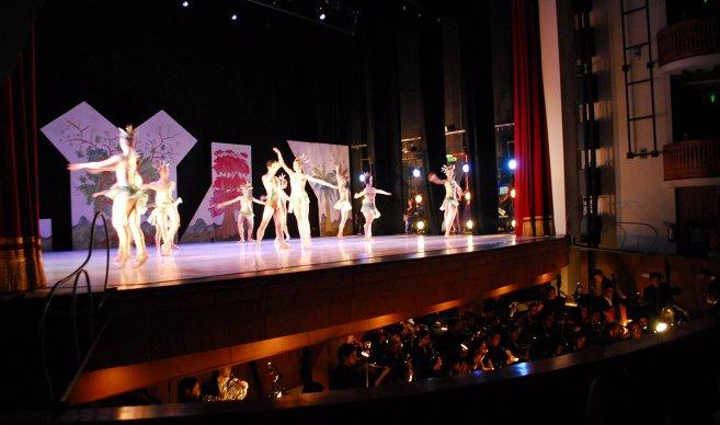 La OSN trabajará en conjunto con el Ballet Municipal en una gran gala