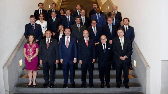 Paises miembros del Grupo Lima no reconoce la victoria de Nicolás Maduro