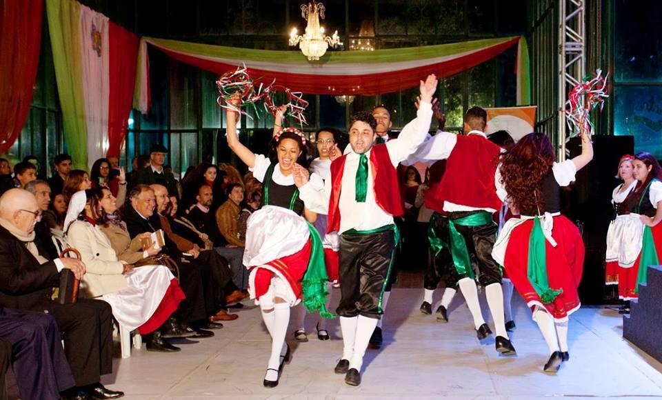 Este domingo en la plaza Uruguaya se hará la Fiesta Italiana