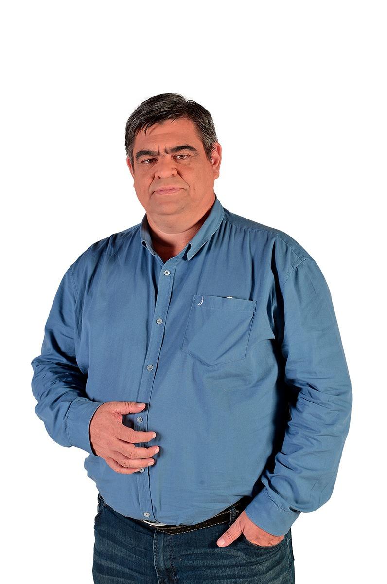 Andrés Riquelme -Fútbol a lo Grande