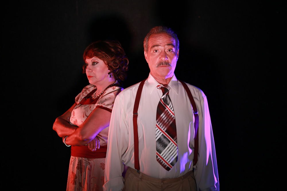 Obra teatral en Homenaje póstumo a Edda de los Ríos y Álvaro Ayala