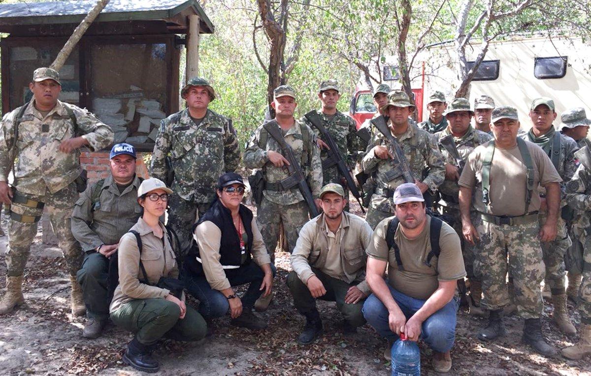 Sigue búsqueda del ciudadano Austriaco perdido en el Chaco