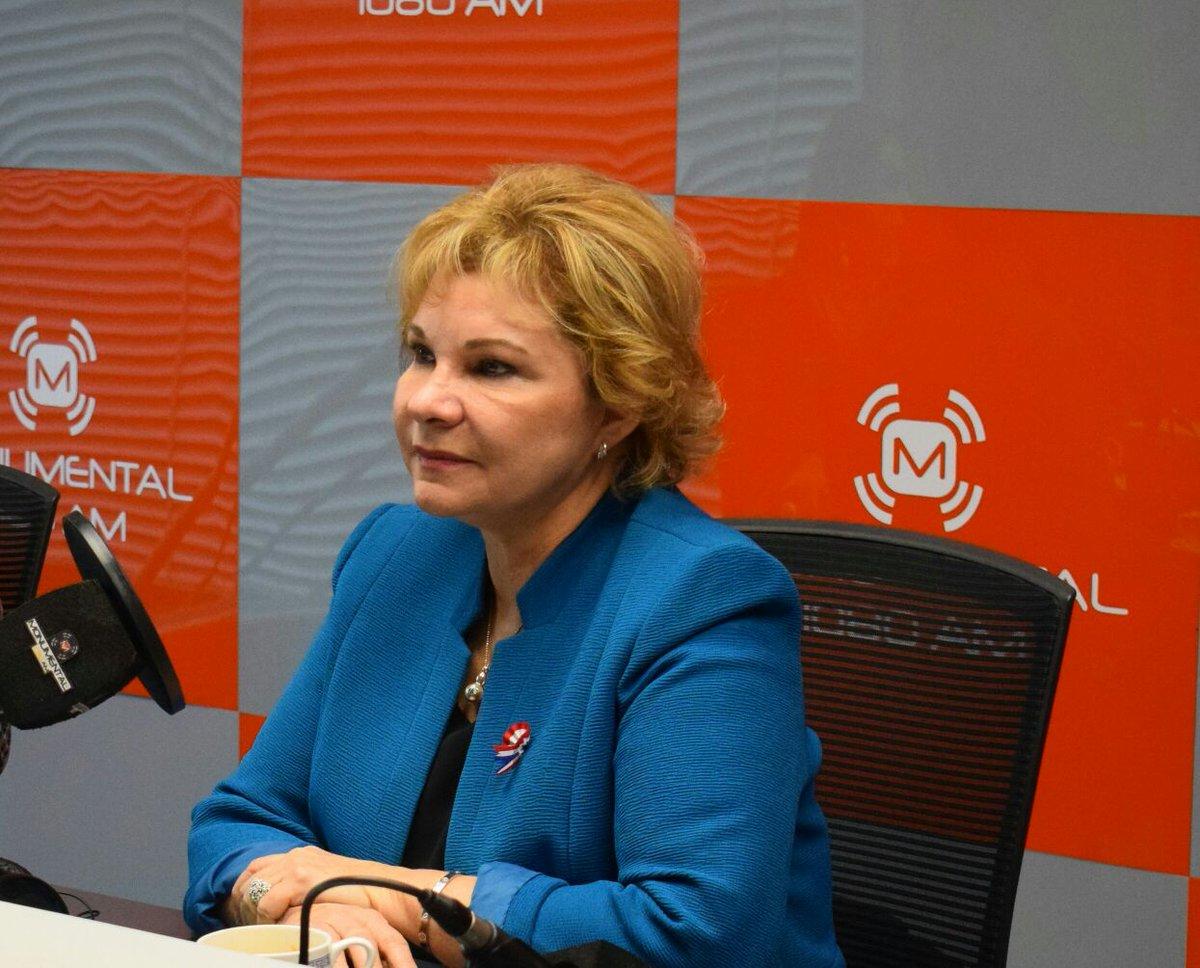Marta Gonzalez - Viceministra de Tributación