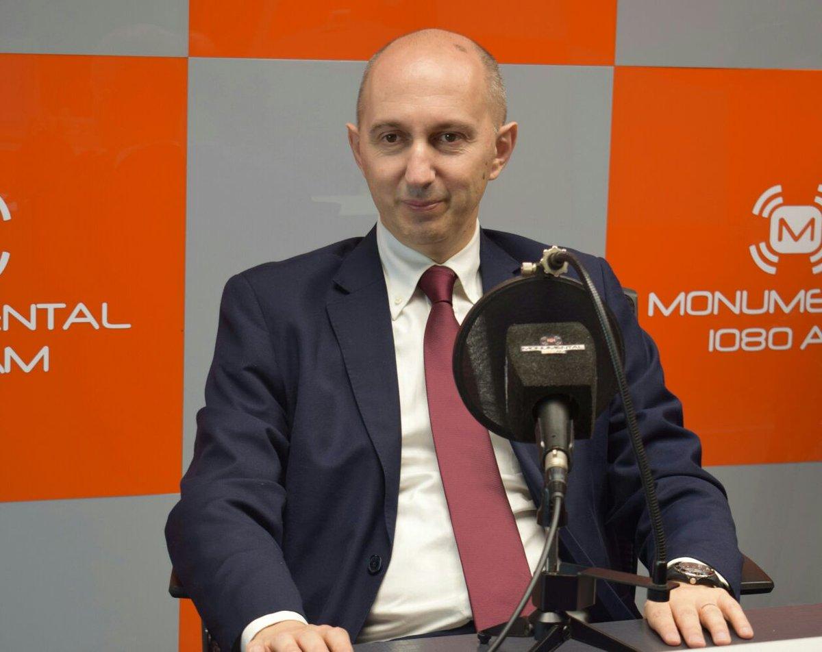 Paolo Berizzi, embajador de la Unión Europea en Paraguay