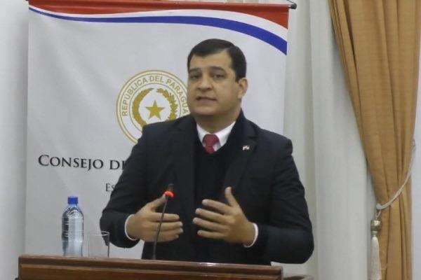 """Diputado Ovelar: """"la posición de Añetete siempre fue a favor de un impuesto mínimo al tabaco"""""""