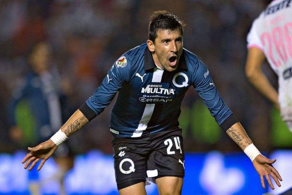 Edgar Benítez Querétaro