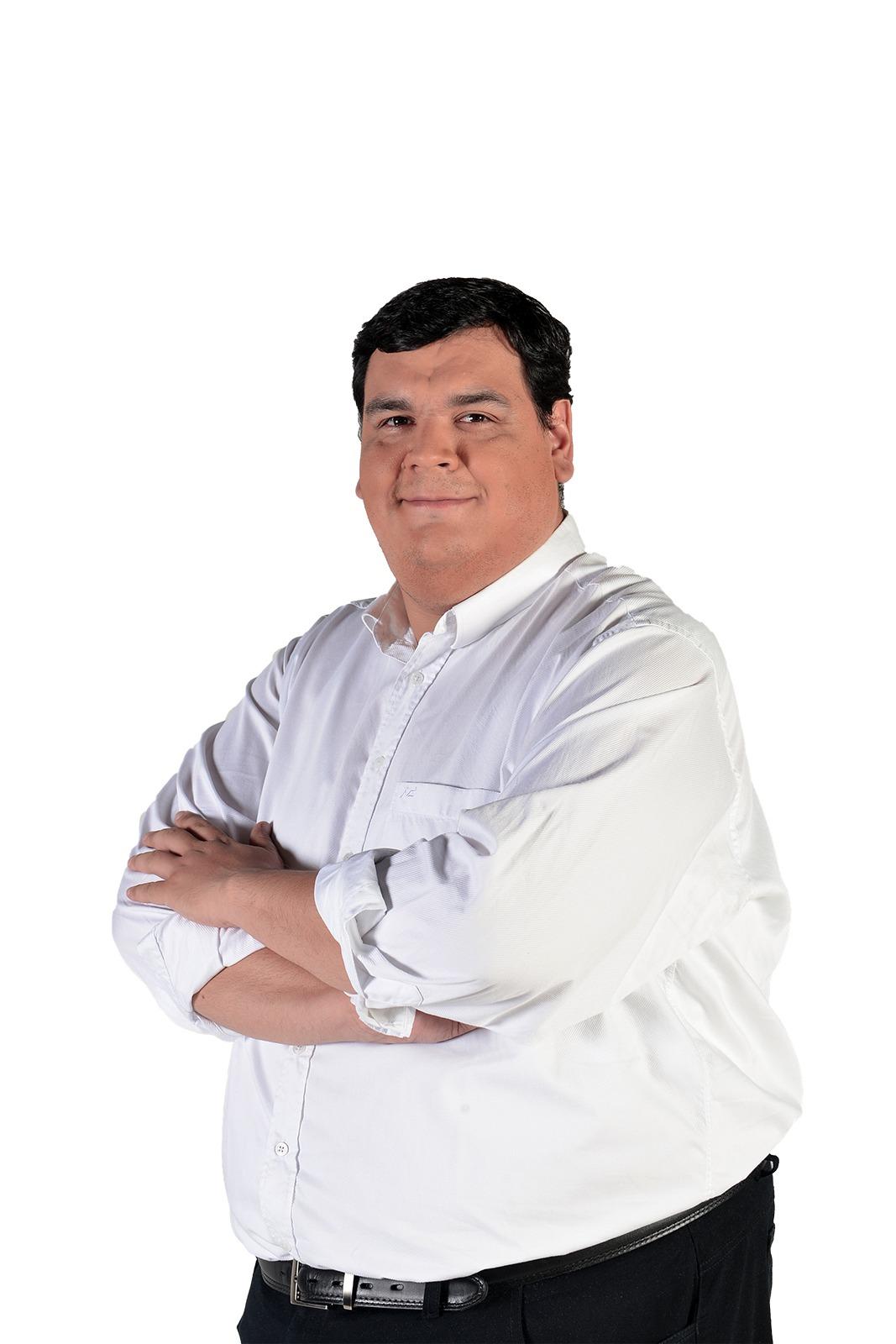 Jorge Sosa -Fútbol a lo Grande