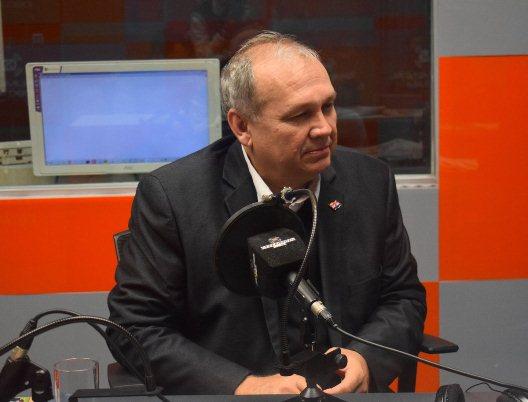 Mario Ferreiro habla sobre problemas y necesidades de Asunción