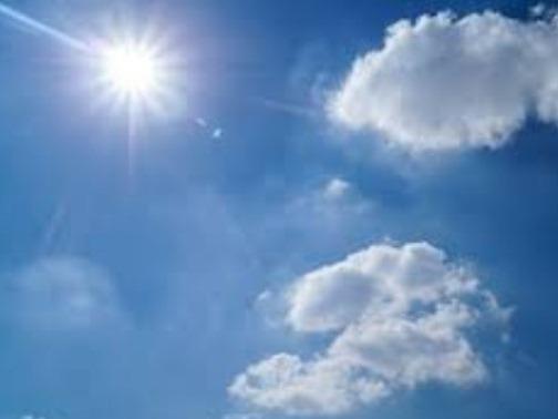 Ascenso de las temperaturas para el fin de semana