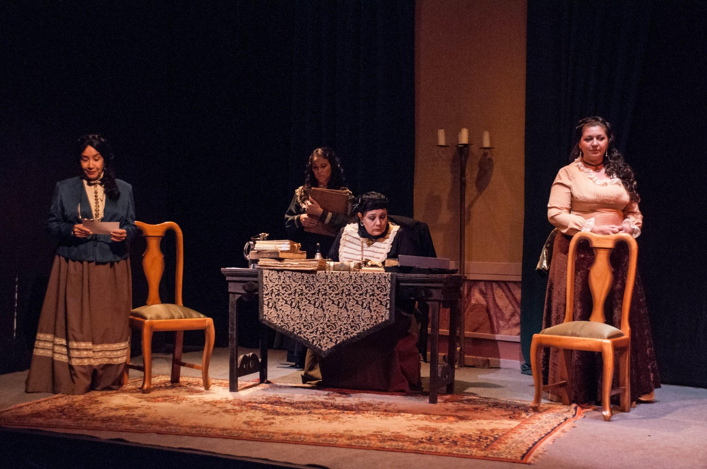 Se estrena la obra Proceso a Elisa con un gran elenco de mujeres