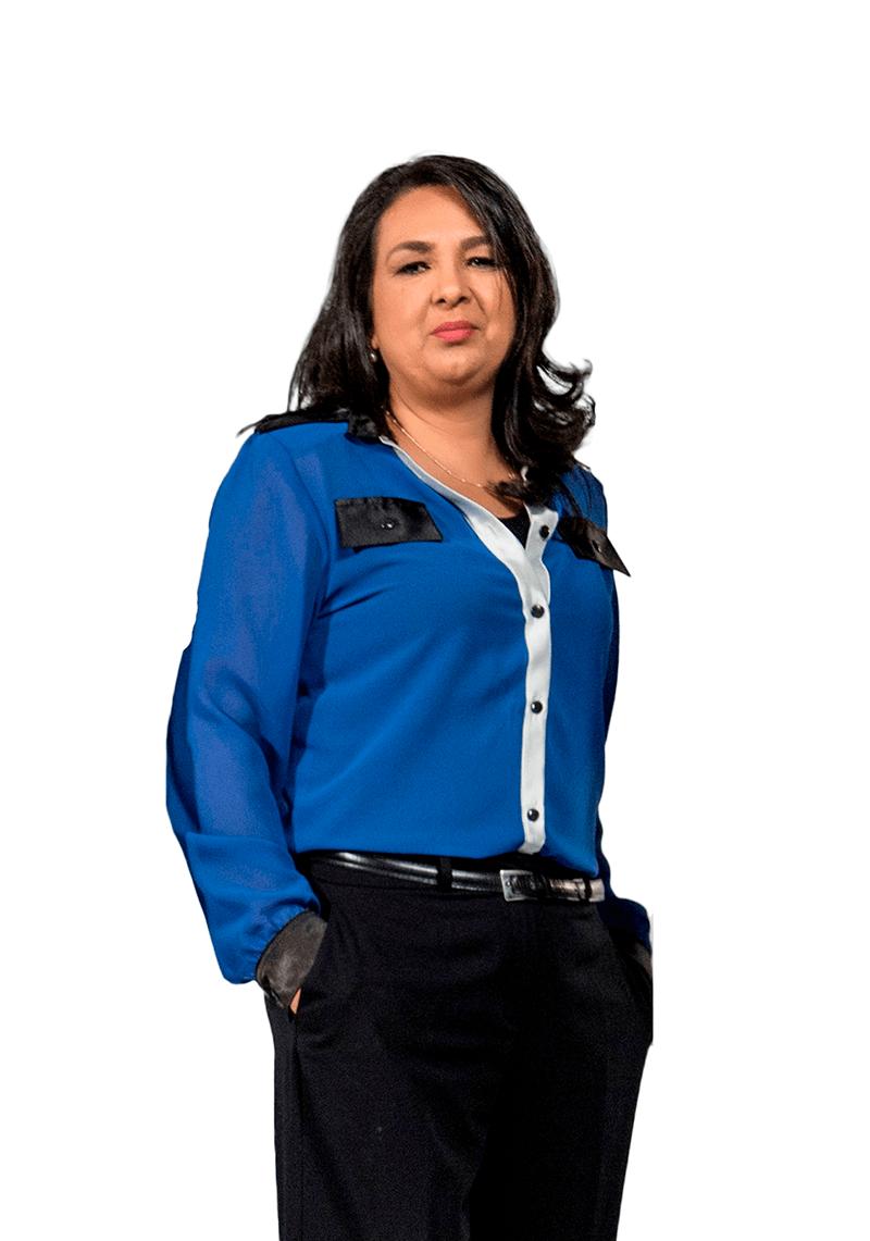 Estela Ruiz Díaz -La Lupa