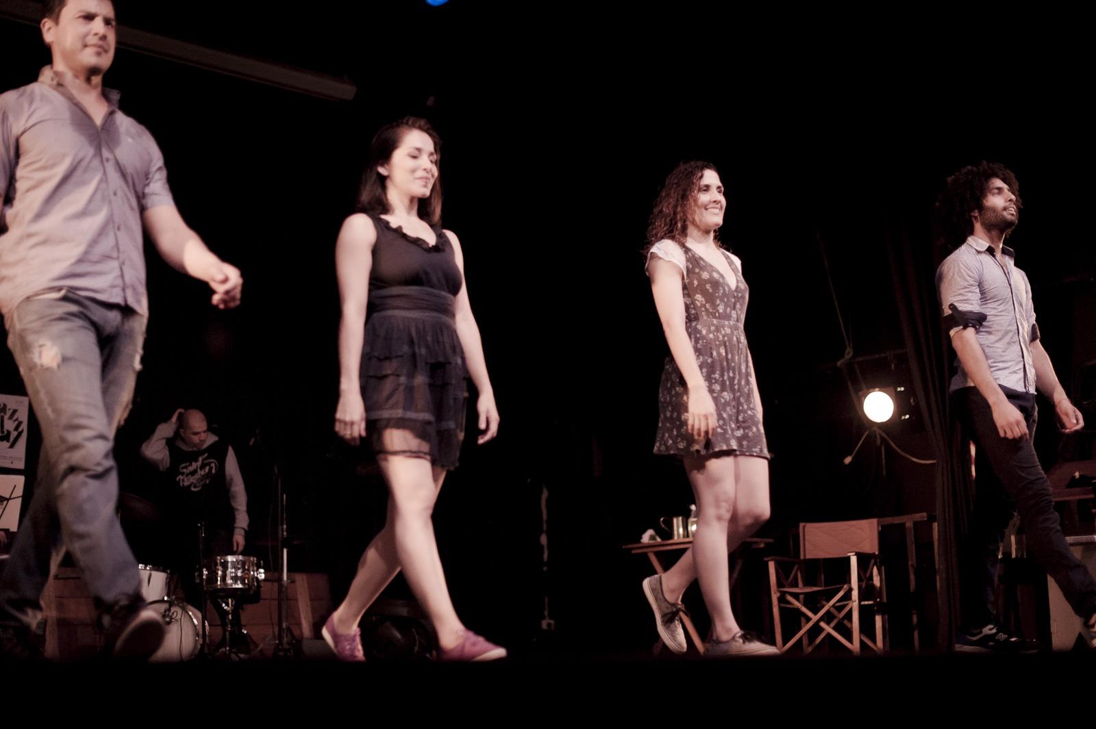 La Nota Azul: vuelve la danza contemporánea inspirada en el jazz