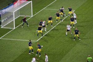 Alemania Suecia Rusia 2018 FIFA