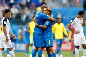 Brasil Costa Rica Rusia 2018 FIFA
