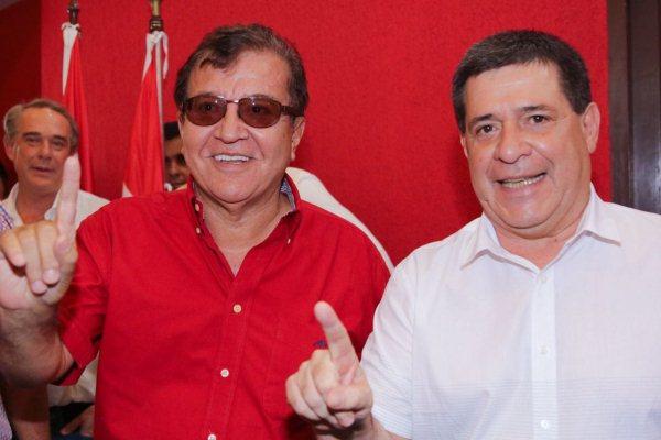 """Casañas: """"Se habilitó a Cartes y a Nicanor para ser candidatos, no para jurar"""""""