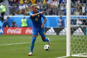 Neymar Brasil Costa Rica Rusia 2018 FIFA