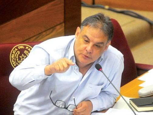 """Hugo Richer: """"Ni Cartes ni Nicanor deberían jurar como senadores"""""""