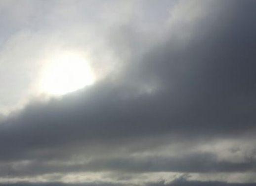 Jornada con precipitaciones y ocasionales tormentas eléctricas