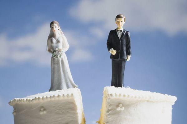 Resultado de imagen para 1.000 divorcios por año y 1.500 registros de concubinato