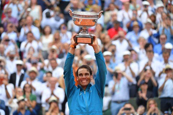 Rafa Nadal, el tenista que convirtió en rutina ganar Roland Garros
