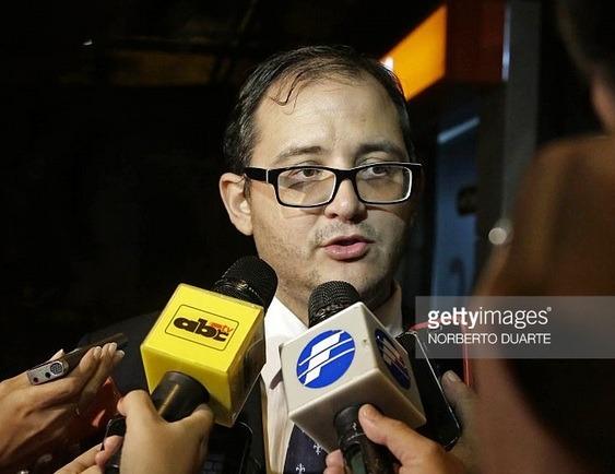 Ricardo Preda, abogado de Nicolas Leoz