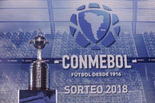 Libertadores: Cerro enfrentará a Palmeiras; Libertad a Boca
