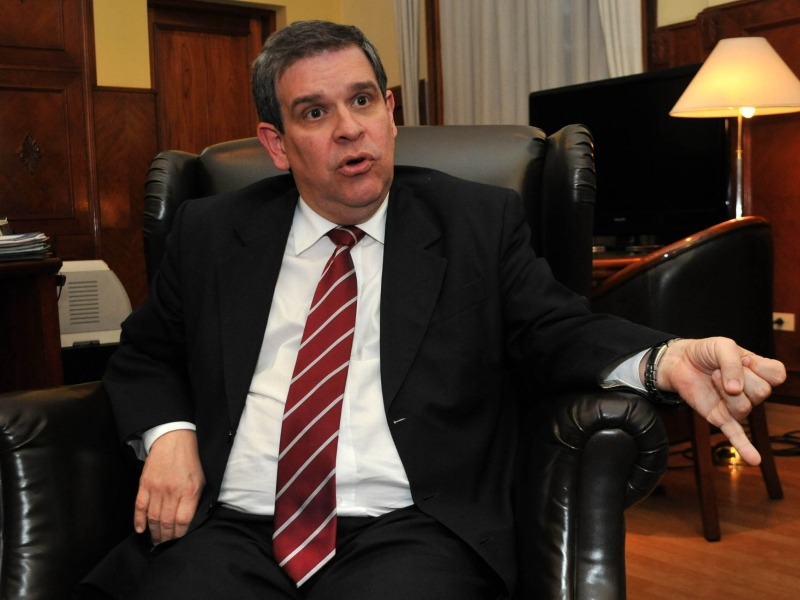 Manuel Ferreira exministro Archivo ÚH