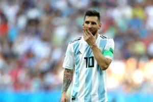 Messi Mundial Rusia 2018 FIFA