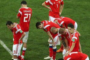 Rusia Rusia 2018 FIFA doping