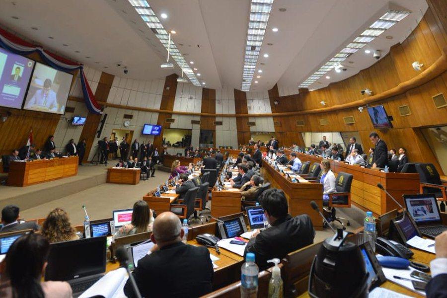 Cámara de Diputados agosto 2018