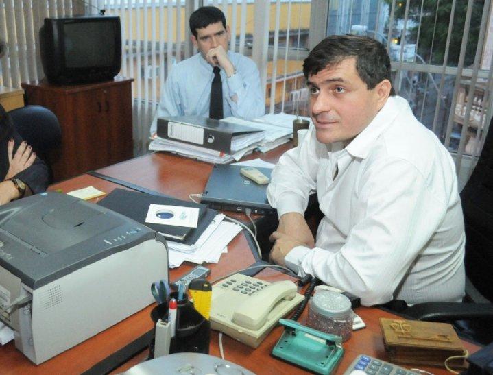Fiscal René Fernández ÚH