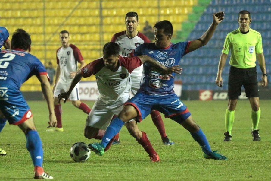 Independiente Cerro Porteño Clausura 2018 Fecha 1