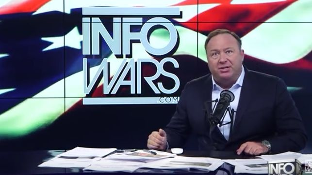 Infowars Alex Jones
