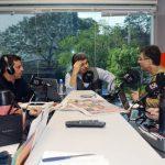 Maneglia y Schembori en Va Con Onda 03 08 2018