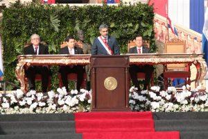 Mario Abdo Asunción análisis