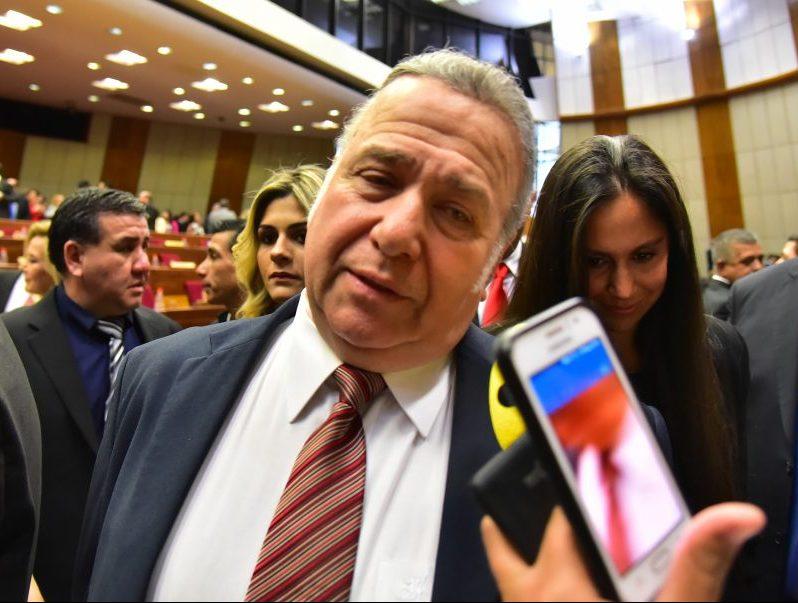 Oscar González Daher Camara de Senadores