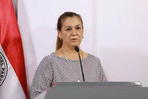 Teresa Rojas secretaría nacional anticorrupción