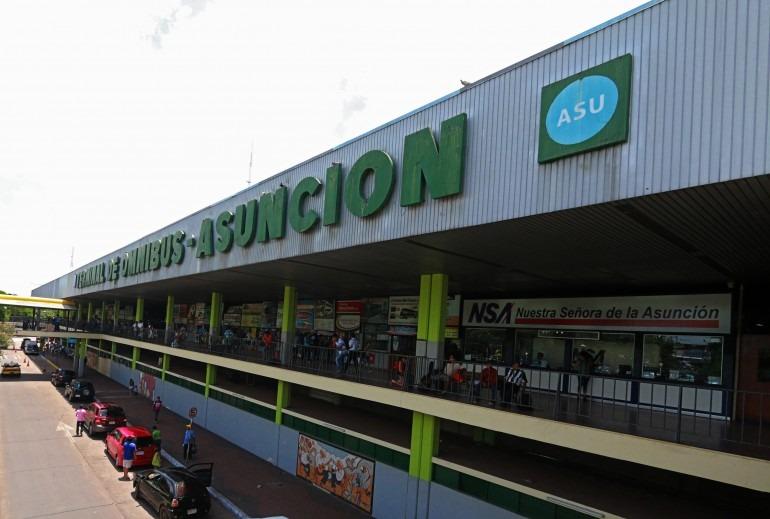 Terminal de Omnibus Asunción