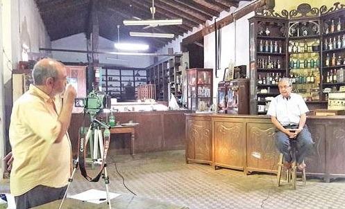 Se proyecta audiovisual histórico sobre la Asunción de hace 70 años