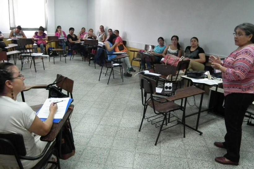 capacitacion docente SICOM