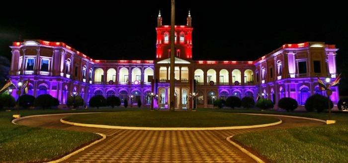 Recordamos a los presidentes de Paraguay