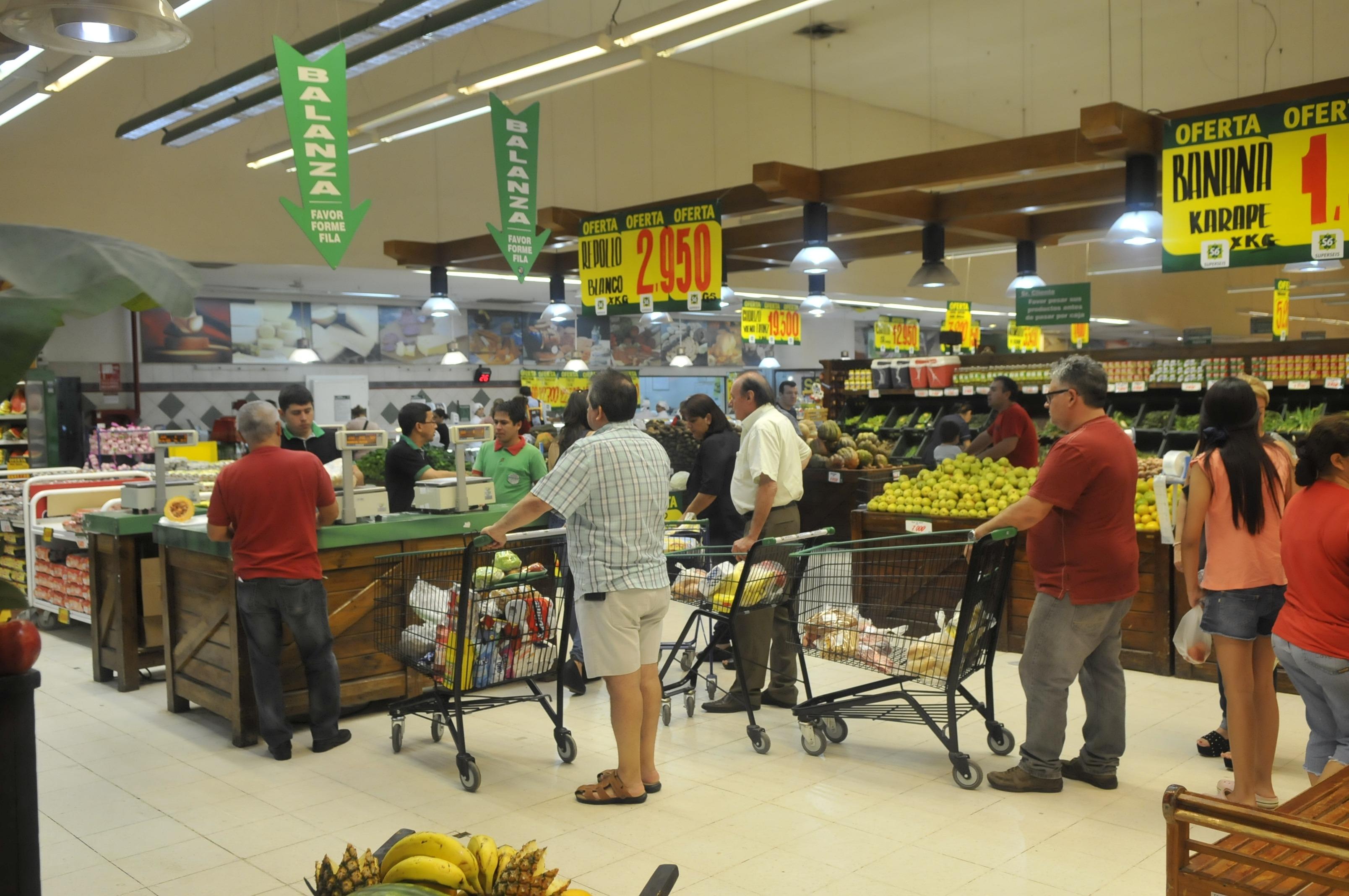 Supermercados mantendrán sus precios