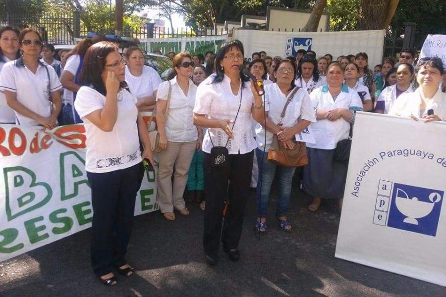 Asociación Paraguaya de Enfermería APE