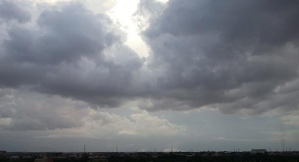 Clima Nuboso lluvias dispersas