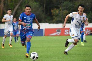 Independiente Luqueño Clausura 2018 fecha 10