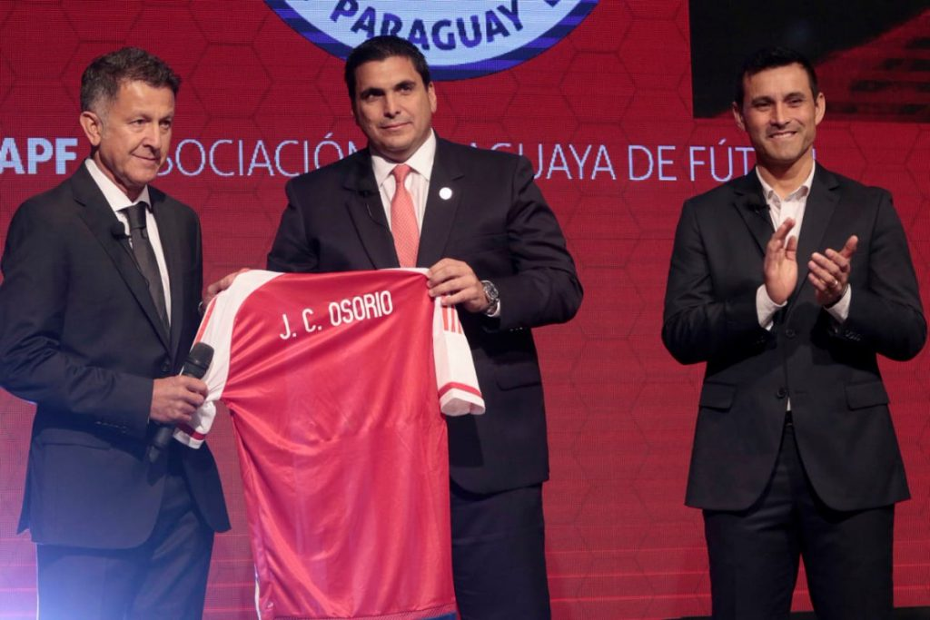 Juan Carlos Osorio Presentación APF