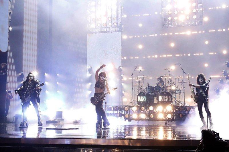 Los fanáticos de Kiss tendrán una última chance para verlos tocar